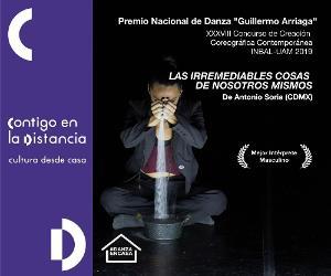 En Línea, Obra De Los Ganadores Del Premio Nacional De Danza Guillermo Arriaga 2019