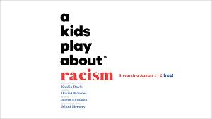 Alliance Theatre to Present Atlanta Premiere of A KIDS PLAY ABOUT RACISM