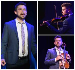 Edmund Bagnell, Singing Violinist, Brings New Solo Show To Provincetown, August 5