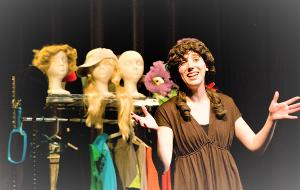 Jocelyn's A. B. C. One Woman Show Comes To The Majestic Studio Theatre