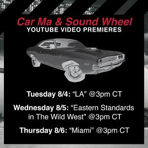 Alison Mosshart To Premiere Videos From Spoken Word Album, 'Sound Wheel' + 'CAR MA' Out This Friday