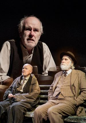 Jermyn Street Theatre and Digital Theatre Release Trevor Nunn's Beckett Double Bill
