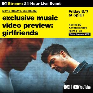 Girlfriends To Preview 'California' Music Video On MTV's #FridayLivestream