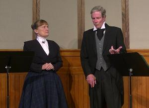 East Lynne Theater Co. Celebrates The 19th Amendment With NOT ABOVE A WHISPER