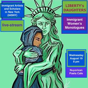 IASNY Presents An Evening OfImmigrant Women's Monologues  at Nuyorican Poets Café