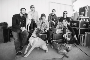 Sam Roberts Band Share 'I Like The Way You Talk About The Future'