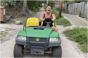 Seth Sikes Releases Fire Island Video 'Howdy Neighbor!'