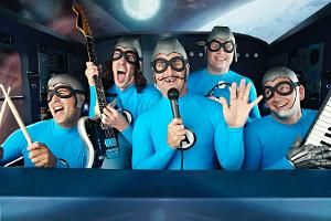 The Aquabats Return With New Album 'Kooky Spooky... In Stereo!'