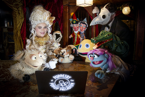 Virtual Puppet Theatre POP UP PALLADIUM Launches To Support Puppeteers Across The Arts Industry