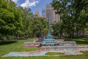 Mississippi Museum Of Art Presents Monumental Participatory Sculpture In Its Outdoor Art Garden
