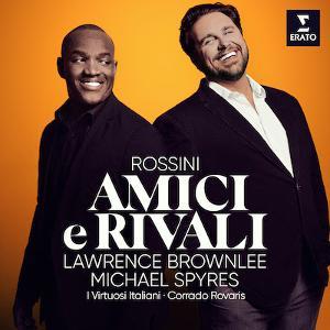Lawrence Brownlee and Michael Spyres To Release New Erato Album 'Amici E Rivali'