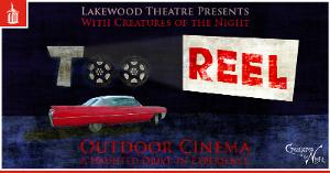 TOO REEL OUTDOOR CINEMA A Haunted Drive-in Experience Announced September 4