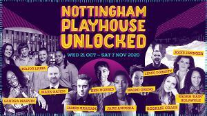 Nottingham Playhouse Announces Unlocked Festival