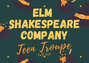 Elm Shakespeare Teen Troupe Aims to Help Halloween