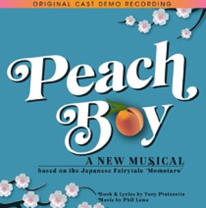 PEACH BOY – A New Musical Original Cast Demo Recording Released