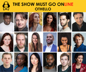 The Show Must Go Online Announce Full Cast For OTHELLO