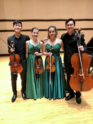 Two Academy Ensembles Tie In Chicago International Music Competition