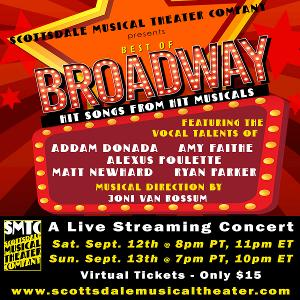 Scottsdale Musical Theater Presents A Live Stream Concert