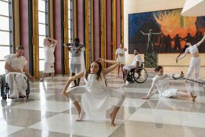 Radically Inclusive Dance Group Announces Global Performance For International Day Of Persons With Disabilities