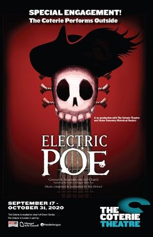 The Coterie Presents ELECTRIC POE