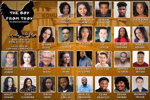 New John Lewis Musical  THE BOY FROM TROY Announces Cast and Sets For Concept Album