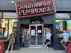 THE LAST FIVE YEARS Extends Through 14 November At Southwark Playhouse