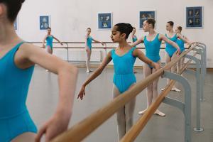 Elmhurst Ballet School Makes A Full Return To Academics And Dance