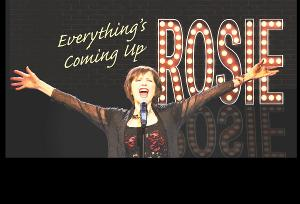 Music At The Mansion Presents Rosemary Loar in EVERYTHING'S COMING UP ROSIE