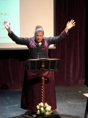 East Lynne Theater Company Presents A Play About Victoria Woodhull