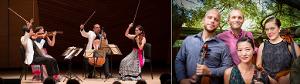 Jupiter String Quartet Gives Virtual Concert With Jasper String Quartet Presented By Syracuse Friends Of Chamber Music