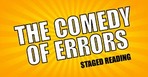 Cast Announced For Portland Center Stage Reading of THE COMEDY OF ERRORS