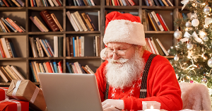 Santa Is Going Digital Direct From The North Pole