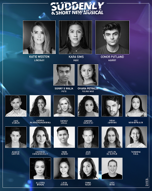 Cast Announced For SUDDENLY, A New International Musical Film