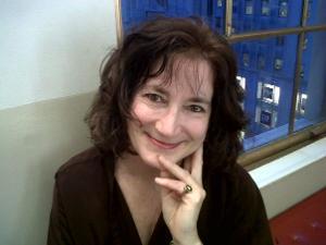 Karen Petersen Reads Poetry At Teatro Paraguas