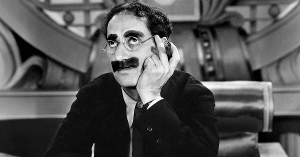 Celebrate Groucho Marx's 130th Birthday with An Online Gathering