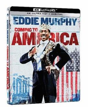 Four Newly Remastered Eddie Murphy Favorites Arrive December 1 on Disc And Digital
