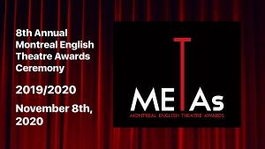 The Montreal English Theatre Awards 2020 Nominees Announced