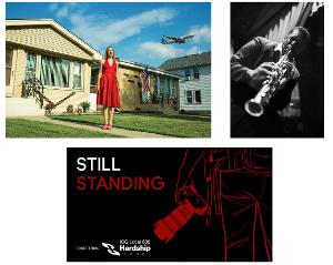 STILL STANDING Photo Exhibit Extends Sale Date Through September 30