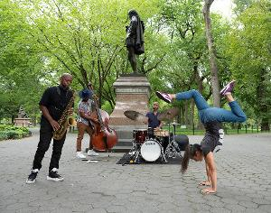 Giant Step Arts WALK WITH THE WIND Concert Series Continues In Central Park