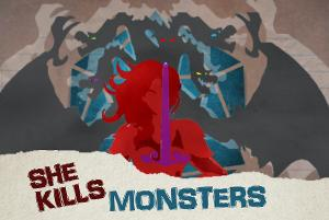 Laguna Playhouse Announces Extended Dates For SHE KILLS MONSTERS: VIRTUAL REALMS