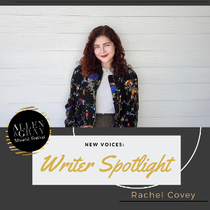Allen and Gray's New Voices Concert Features Rachel Covey