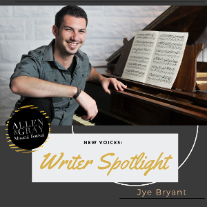 Allen And Gray's New Voices Concert Series Will Feature Jye Bryant