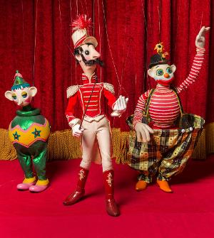 PlayhouseLive Presents Bob Baker Marionette Theater's THE CIRCUS