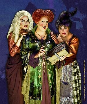 IT'S JUST A BUNCH OF HOCUS POCUSReturns To The Kelsey Theater