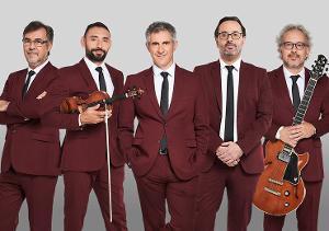 CAP UCLA Presents Quinteto Astor Piazzolla En 3x4