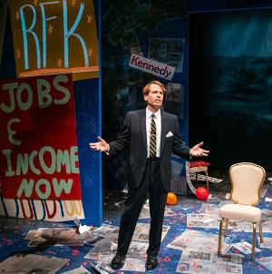 Playhouse On Park Has Extended KENNEDY: BOBBY'S LAST CRUSADE Through October 11