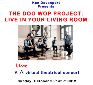 THE DOO WOP PROJECT Announced for October 25
