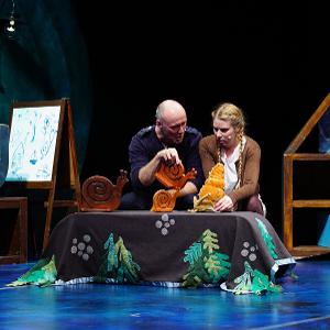 Tall Stories To Produce Live-Streamed Tour Of THE SNAIL AND THE WHALE
