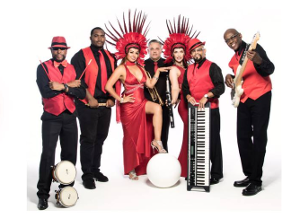 Pompano Beach Arts Brings Party Show Band Gypsy Lane to Soulful Sundays