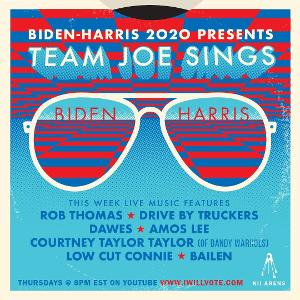 Biden for President Announces New Participants in Weekly Concert Series